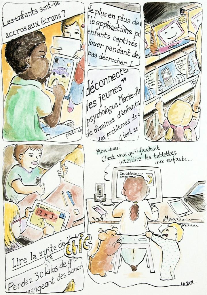 Les écrans, un danger pour les enfants ?